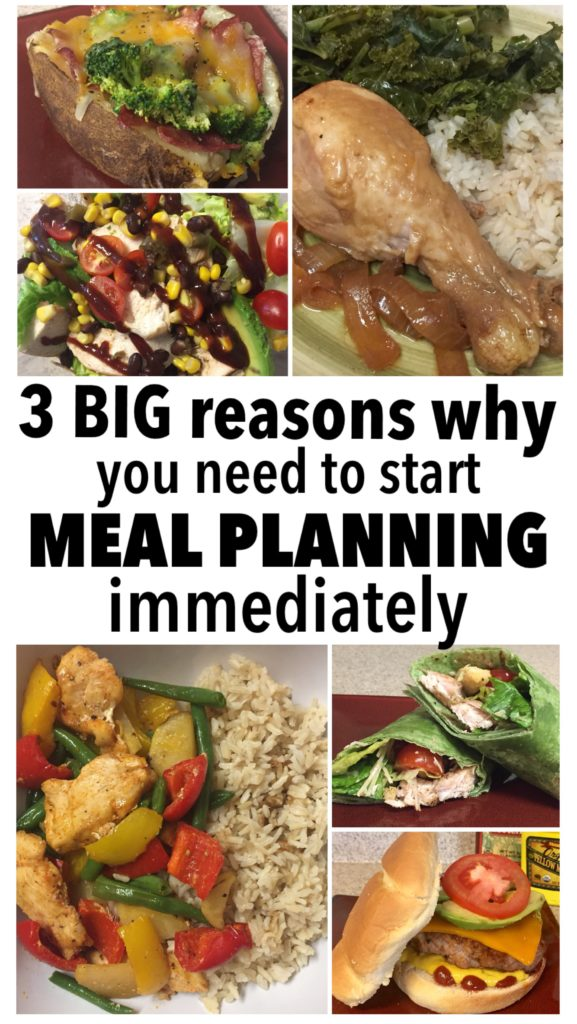 Family meal planning, save money, eat mindfully, have more free time
