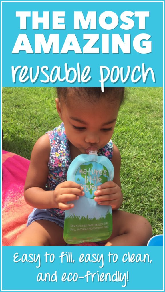 The most AMAZING reusable pouches! We love WeeSprout!