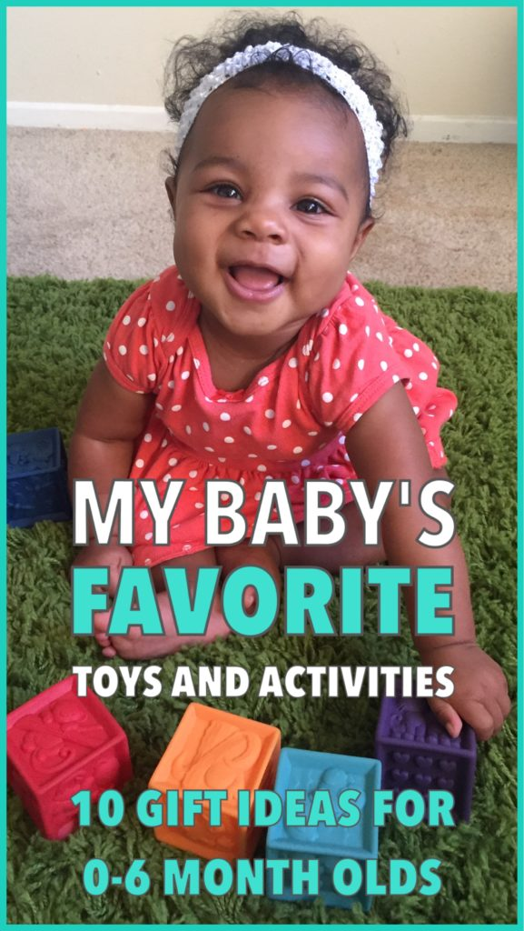 Baby gift guide, baby's favorite toys