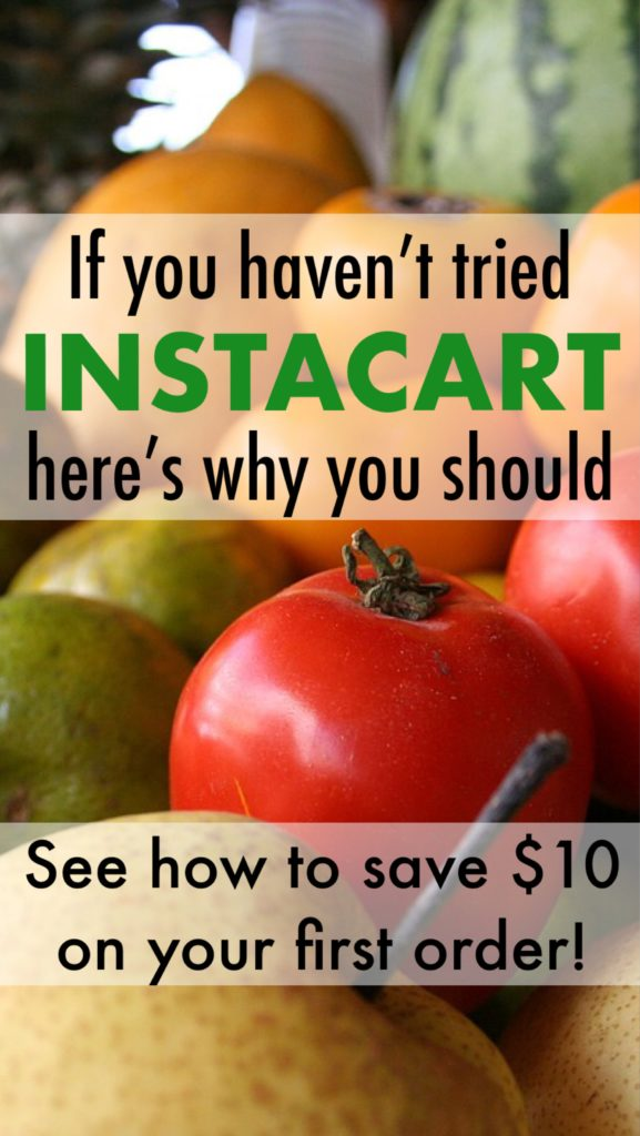 If You Haven't Tried Instacart, You Should •